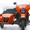 Na takej motorke až do bárskde – Ural Yamal Limited Edition