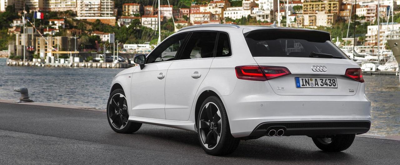 Audi A3 Sportback nahlad
