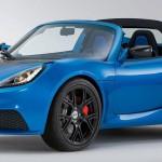 Elektrický Lotus Exige z Detroitu