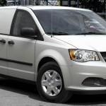 Víťaz súťaže o najnenápadnejší van – Ram Cargo Van