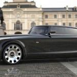 Rolls-Royce po rusky: Nová Putinova limuzína
