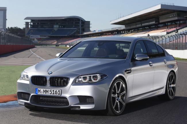 02 BMW M5