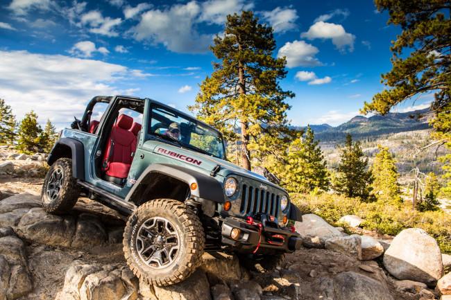 09 Jeep Wrangler Rubicon X