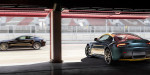 Ženevské trio Astonu Martin