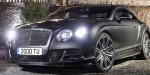 Bentley pridá výkon Conti GT a uberie Flying Spuru