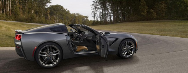 Corvette Stingray 01