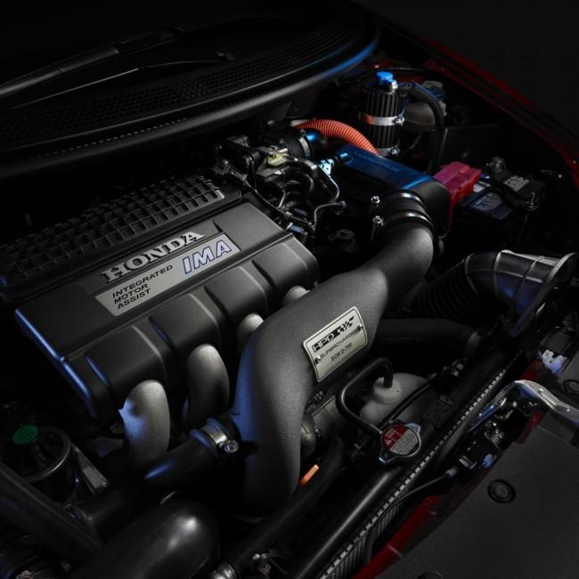 Honda CR-Z kompresor 02