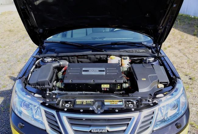 Saab 9-3 EV 01