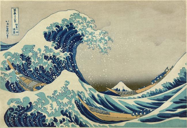 04 - Great Wave off Kanagawa – small