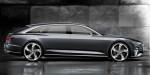 Kombi Audi Prologue je nakrajší koncept automobilky