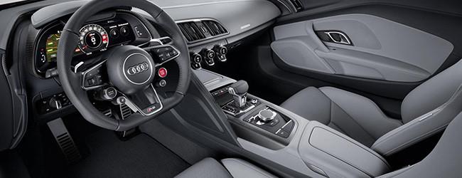 Audi R8 V10 mid