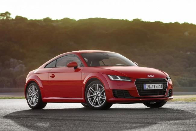 Audi TT 1-8 TFSI