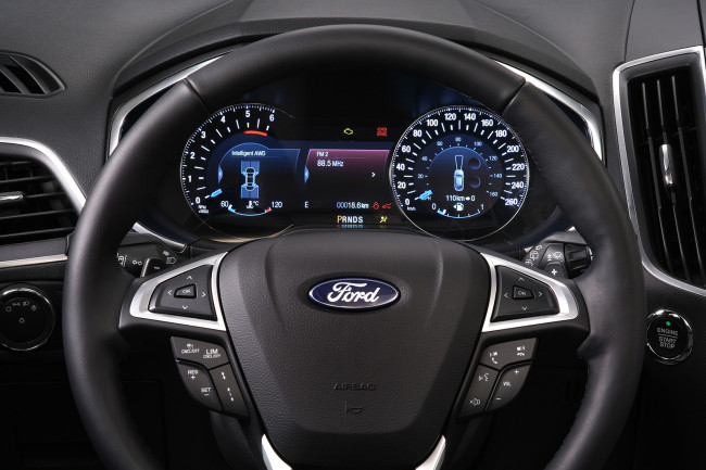 All-New Galaxy is Latest Ford to Offer Intelligent All-Wheel Dri