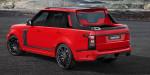 Najväčšie voloviny: Range Rover Pick-up