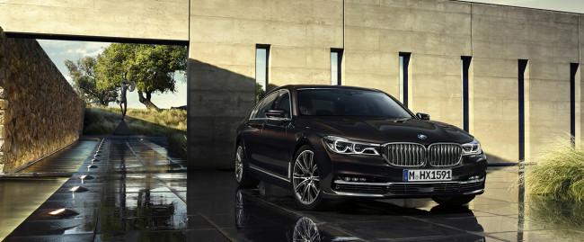 BMW 7 Thumb