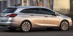 Kombi Opel Astra zhltne až 1630 litrov čohokoľvek