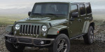 Na 75-ku Jeepu oslavujú všetky modely