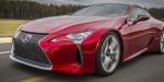 Najkrajšie kupé s logom Lexus? LC500