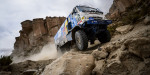 Eduard Nikolaev (RUS) of Team KAMAZ Master races during stage 04 of Rally Dakar 2016 around Jujuy, Argentina on January 6, 2016 // Marcelo Maragni/Red Bull Content Pool // P-20160106-00242 // Usage for editorial use only // Please go to www.redbullcontentpool.com for further information. //