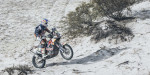 Toby Price (AUS) from Red Bull KTM Factory Team performs during stage 10 of Rally Dakar 2016 from Belen to La Rioja, Argentina on January 13, 2016. // Flavien Duhamel/Red Bull Content Pool // P-20160113-00151 // Usage for editorial use only // Please go to www.redbullcontentpool.com for further information. //