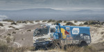 Dmitry Sotnikov (RUS) from Team Kamaz Master performs during stage 10 of Rally Dakar 2016 from Belen to La Rioja, Argentina on January 13, 2016. // Flavien Duhamel/Red Bull Content Pool // P-20160113-00156 // Usage for editorial use only // Please go to www.redbullcontentpool.com for further information. //