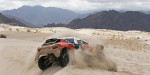 Stephane Peterhansel (FRA) from Team Peugeot Total performs during stage 10 of Rally Dakar 2016 from Belen to La Rioja, Argentina on January 13, 2016 // Florent Gooden / DPPI / Red Bull Content Pool  // P-20160114-00572 // Usage for editorial use only // Please go to www.redbullcontentpool.com for further information. //