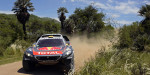 Stephane Peterhansel (FRA) of Team Peugeot-Total races during stage 12 of Rally Dakar 2016 from San Juan to Villa Carlos Paz, Argentina on January 15th, 2016 // Eric Vargiolu / DPPI / Red Bull Content Pool // P-20160116-00023 // Usage for editorial use only // Please go to www.redbullcontentpool.com for further information. //