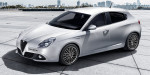 Alfa ukryla na Giuliette facelift