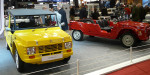 Fotoreportáž Retromobile Paris 2016