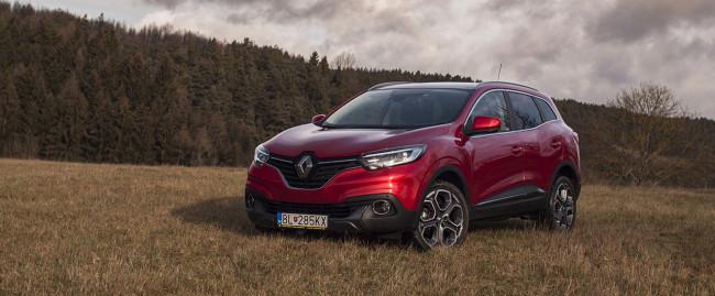 Test Renault Kadjar Intens 4WD: Ide to aj bez LEDiek