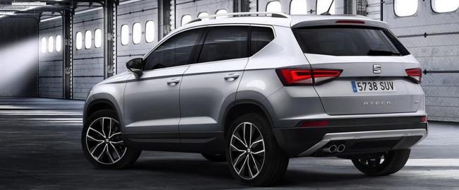 Prvé SUV od Seatu, Ateca, sa bude vyrábať v Česku