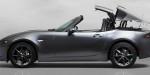 Mazda MX-5 s hardtopom je targa, nie roadster
