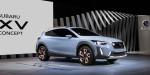 Subaru XV druhej generácie má ideu rovnakú