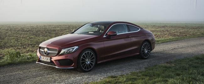 Test Mercedes-Benz C220d Coupe: Vraj sme nároční