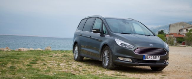 Test Ford Galaxy TDCI AWD: All Inclusive