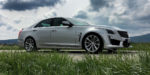 Test Cadillac CTS-V: F**k the downsizing