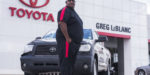 Victor Sheppard became an unwitting Facebook marvel as friends of Greg LeBlanc Toyota followed his 2007 TundraÕs trek to hitting 1 million miles.