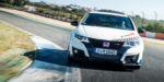 Honda Civic Type R sets new benchmark time at Estoril with WTCC safety driver Bruno Correia