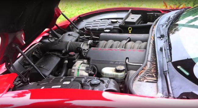 Corvette 700k 01