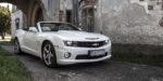 Test Chevrolet Camaro Convertible: Hromobitie bez izolácie