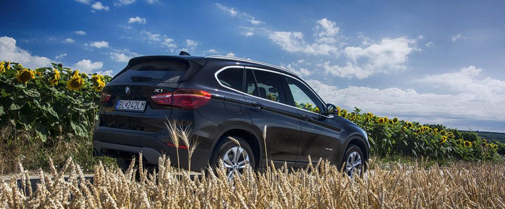 Test BMW X1 sDrive18d: Základ, za ktorý sa netreba hanbiť