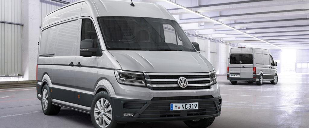 Nowy Volkswagen Crafter będzie wytwarzany w Polsce!