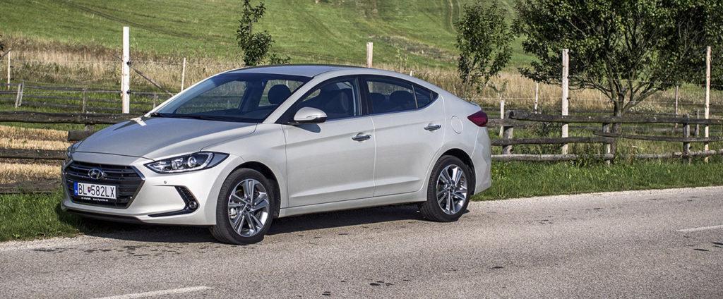 Test Hyundai Elantra: Pokrok sa zastaviť nedá