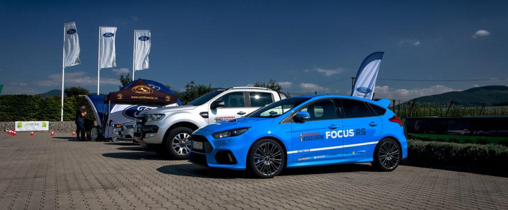 Reportáž: Ford Performance Road show