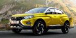 Nissan Juke sa po rusky povie Lada XCode