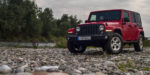 Test Jeep Wrangler Unlimited Sahara: Legenda stále žije