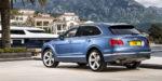 Bentley v Bentayge použije naftový motor