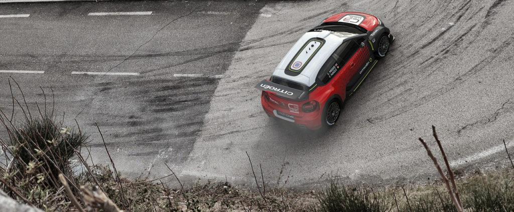 Citroën C3 pôjde do rally