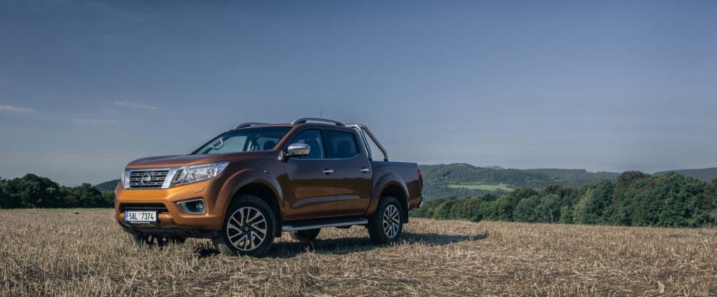 Test Nissan Navara Doublecab: Priamo do vyššieho levelu