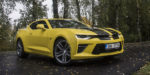 Test Chevrolet Camaro V8: Filmový hrdina